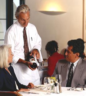 Wine Service Procedures