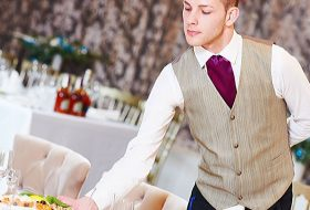 Career in Hospitality! From Waiter to Hotel Manager!