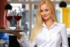 First day at work! Tips for waiters!