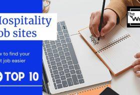 Top Ten Hospitality Job-Sites